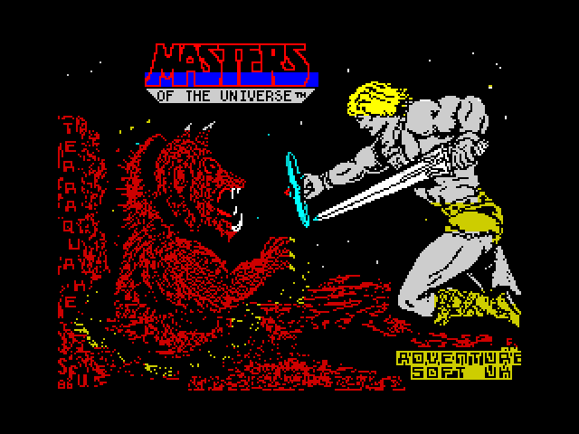Masters of the Universe - The Super Adventure image, screenshot or loading screen