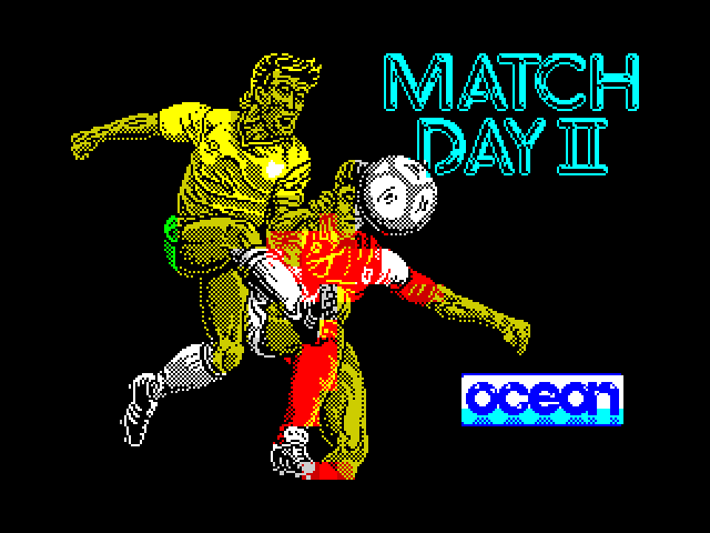 Match Day II screenshot