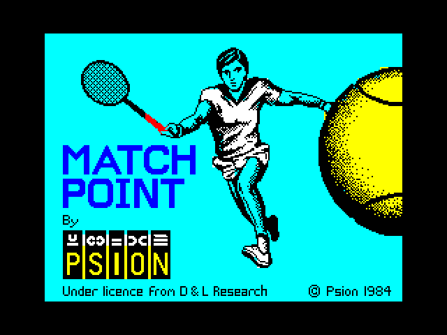 Match Point image, screenshot or loading screen