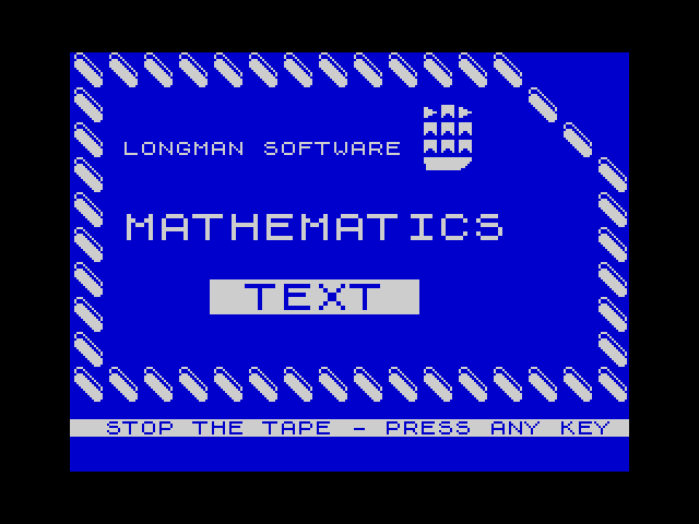 Mathematics - O-Level Revision and CSE screen