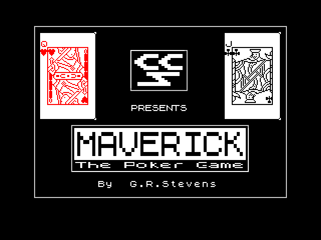 Maverick screenshot