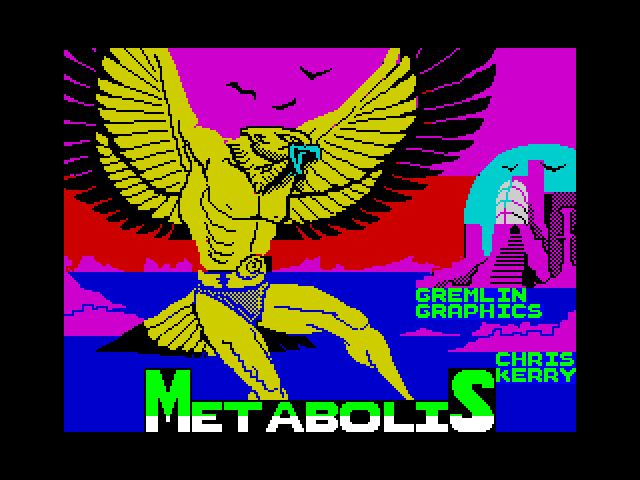 Metabolis screenshot