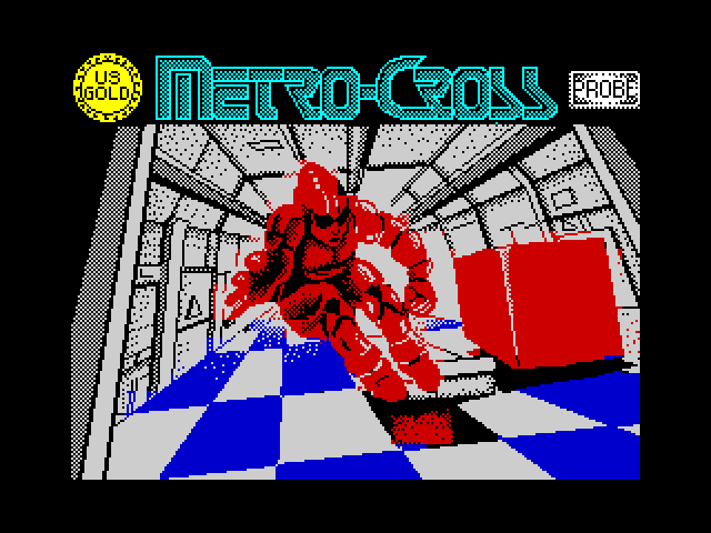 Metro-Cross image, screenshot or loading screen