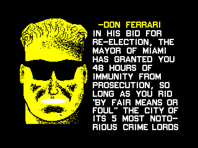Miami Chase image, screenshot or loading screen