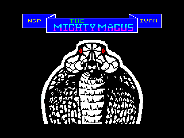 Mighty Magus screenshot