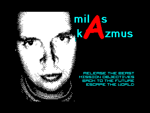 Milas Kazmus screen