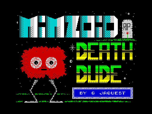 Mimzoid Death Dude screen