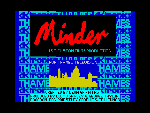Minder screen