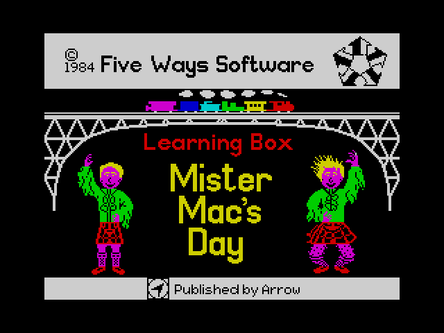 Mister Mac's Day image, screenshot or loading screen