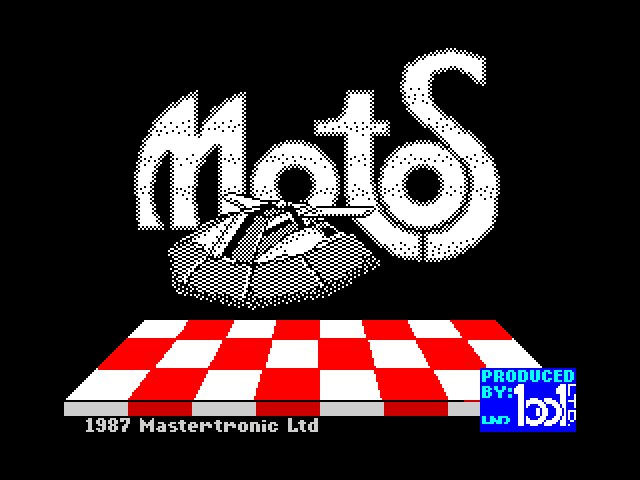 Motos screen