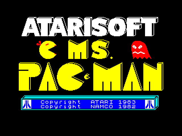 Ms. Pac-Man image, screenshot or loading screen
