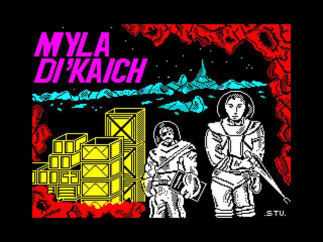 Myla Di'Kaich screen