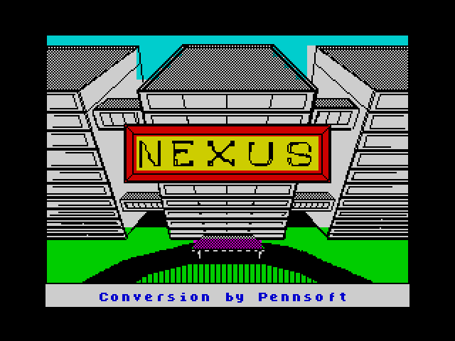 N.E.X.U.S. screenshot