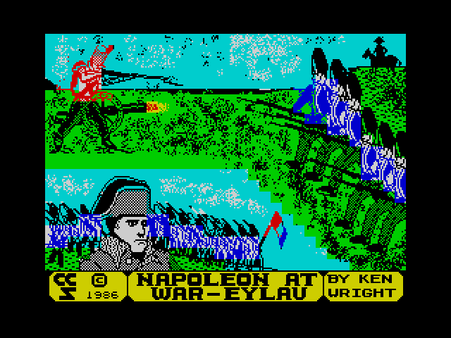 Napoleon at War screenshot