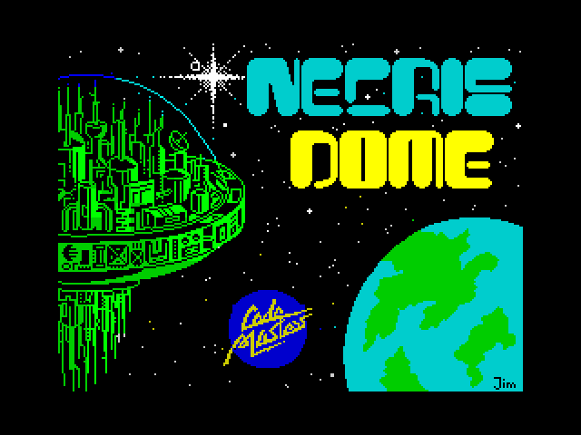 Necris Dome image, screenshot or loading screen