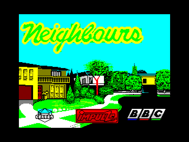 Neighbours screen
