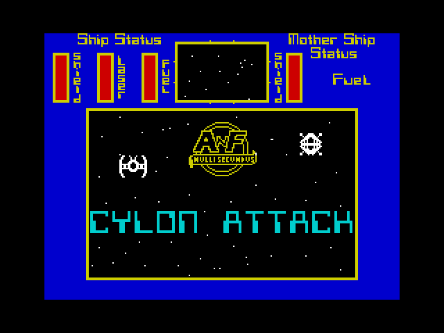 New Cylon Attack image, screenshot or loading screen