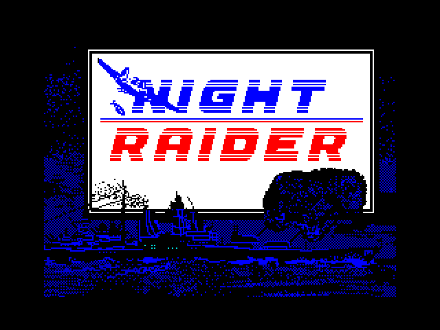 Night Raider image, screenshot or loading screen