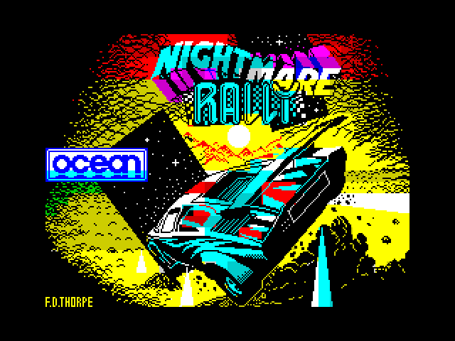 Nightmare Rally screenshot