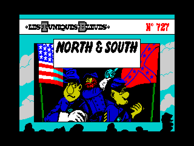 North & South screenshot