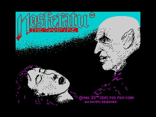 Nosferatu the Vampyre image, screenshot or loading screen