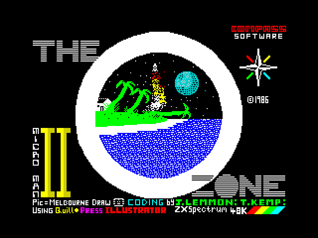 The O Zone image, screenshot or loading screen