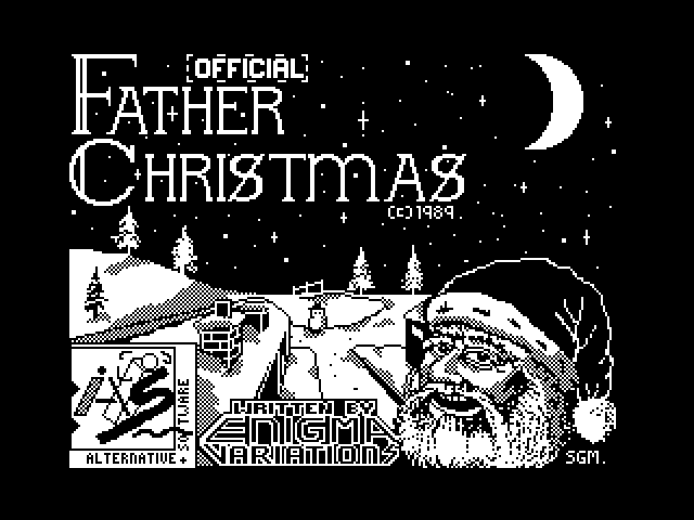 The Official Father Christmas Game screenshot