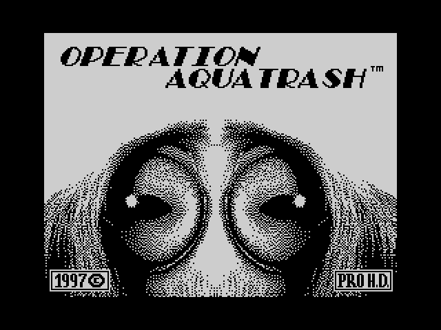 Operation Aquatrash screenshot
