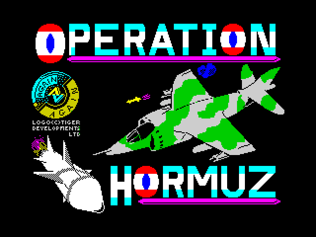 Operation Hormuz screenshot