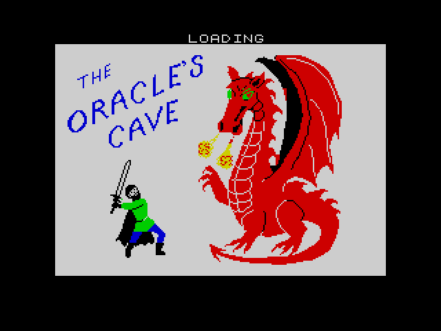 The Oracle's Cave image, screenshot or loading screen