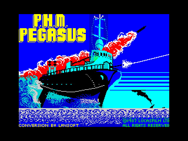 P.H.M. Pegasus screen