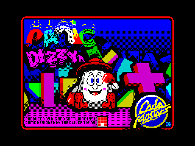 Panic Dizzy image, screenshot or loading screen