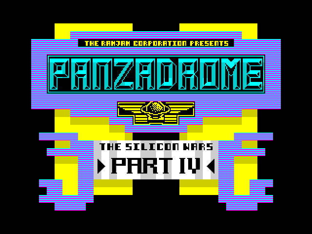 Panzadrome image, screenshot or loading screen
