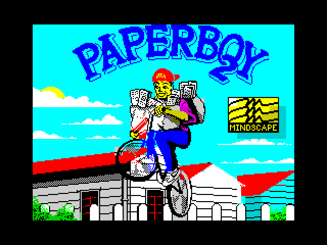Paperboy 2 image, screenshot or loading screen