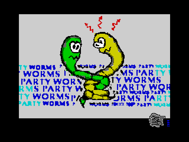 Party Worms image, screenshot or loading screen