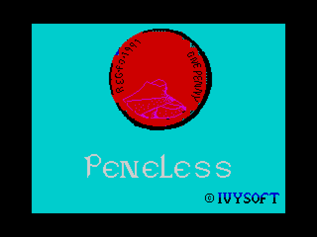 Peneless image, screenshot or loading screen