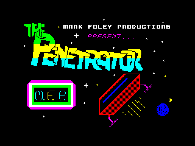 The Penetrator screenshot