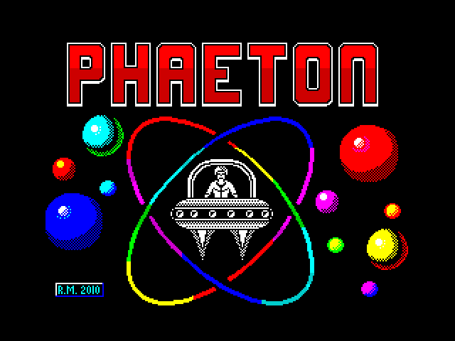 Phaeton screenshot