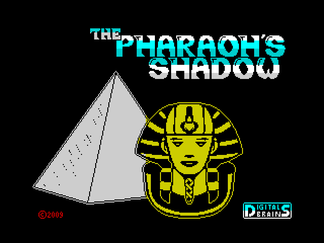 The Pharaoh's Shadow image, screenshot or loading screen