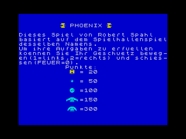 Phoenix screenshot