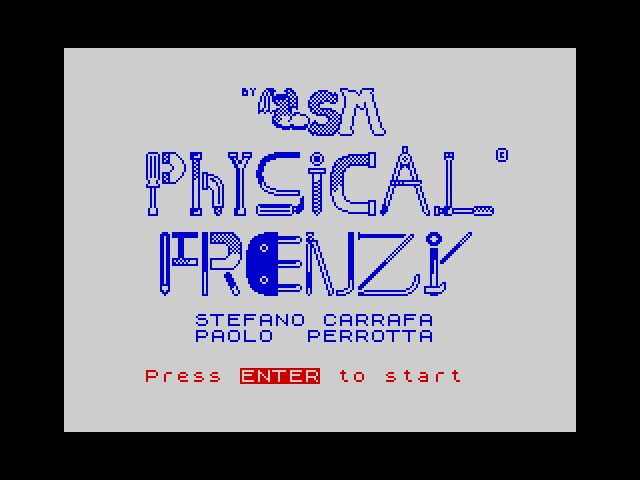Physical Frenzy screenshot