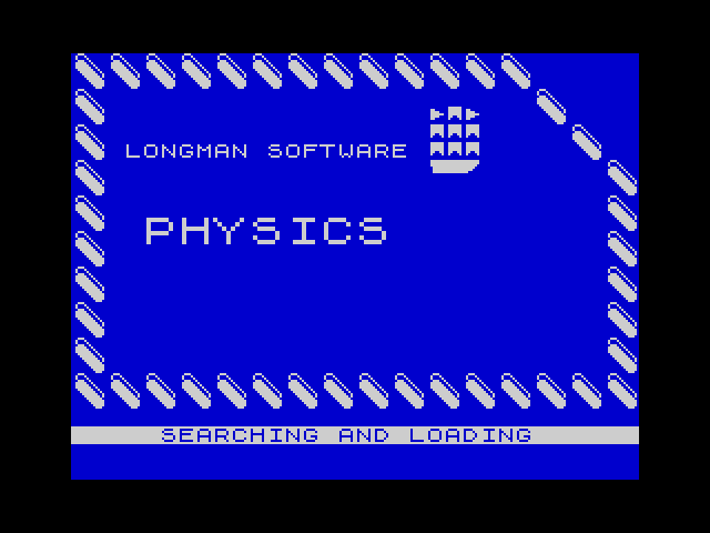 Physics - O-Level Revision and CSE screen