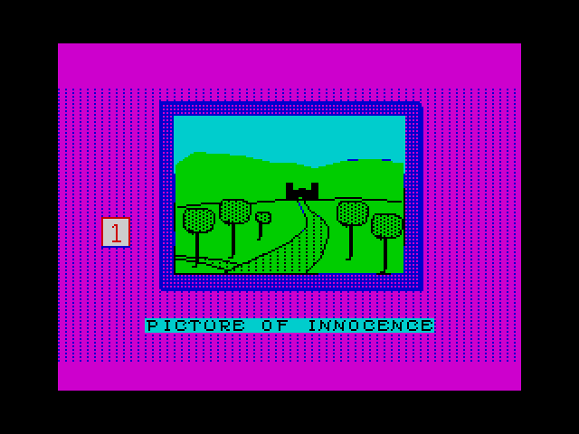 A Picture of Innocence screen