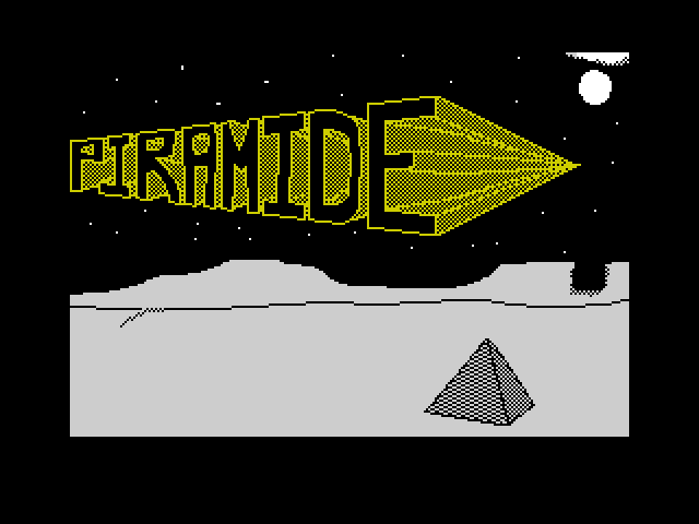 Piramide screen