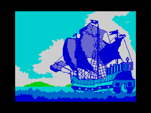 Pirate Gold screen