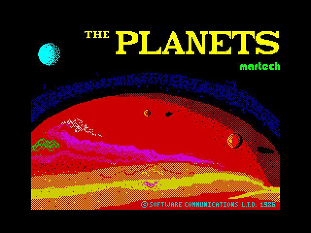 The Planets image, screenshot or loading screen