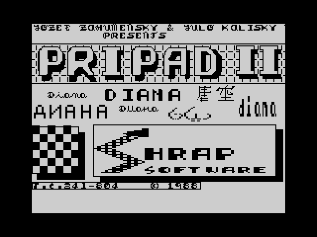 Prípad II image, screenshot or loading screen
