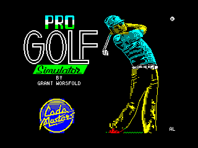 Pro Golf Simulator screenshot