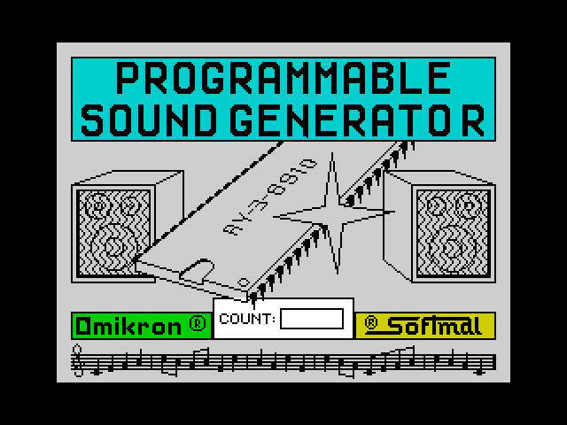 Programmable Sound Generator image, screenshot or loading screen