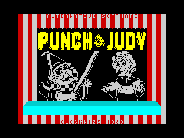 Punch & Judy image, screenshot or loading screen